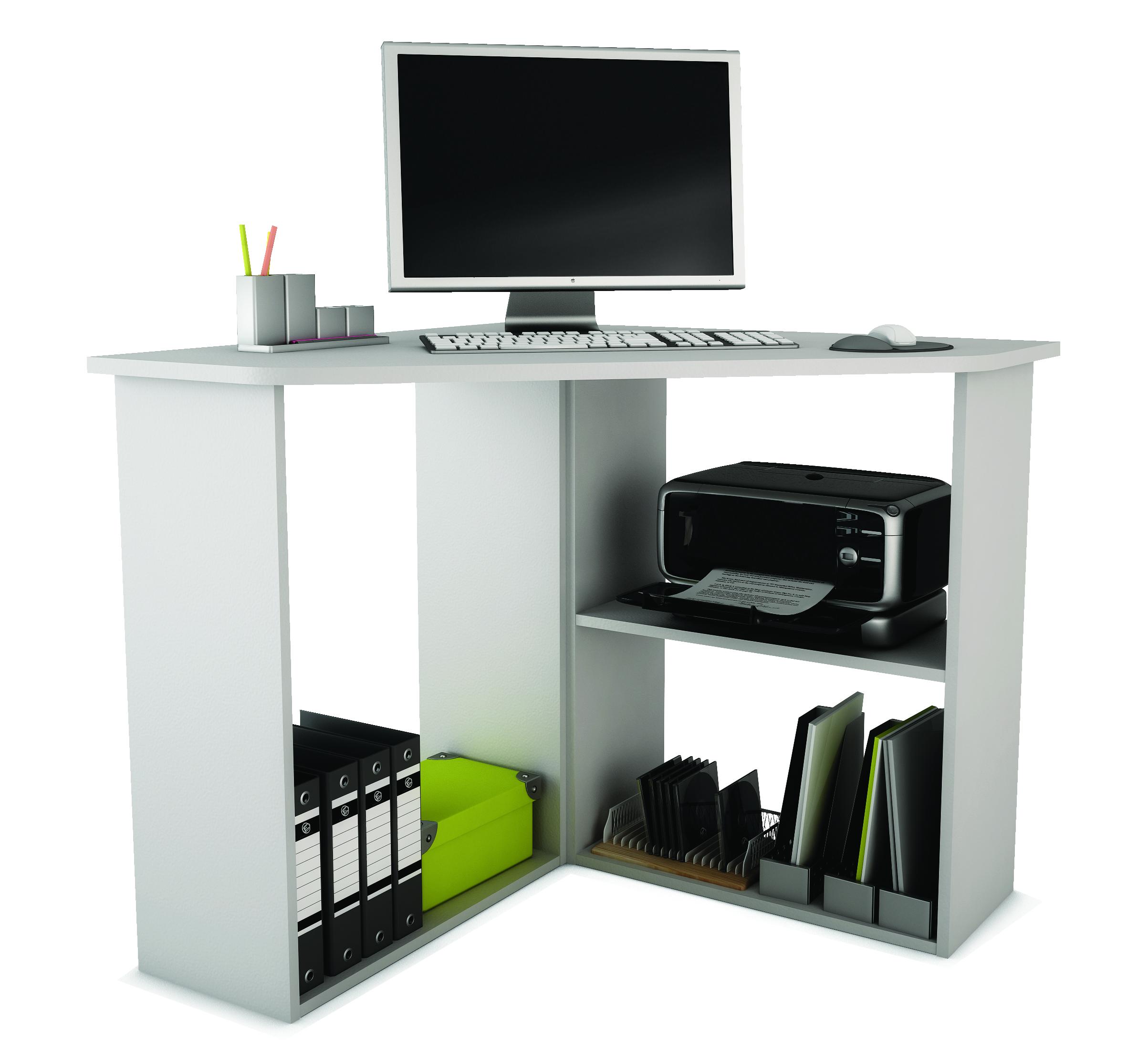 eckschreibtisch computer schreibtisch eckcomputertisch pc. Black Bedroom Furniture Sets. Home Design Ideas