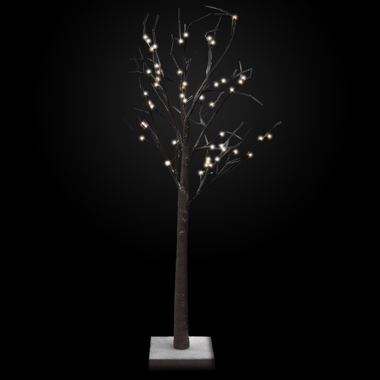 Beschneiter led baum 48leds leuchtbaum lichterbaum - Beschneiter weihnachtsbaum ...