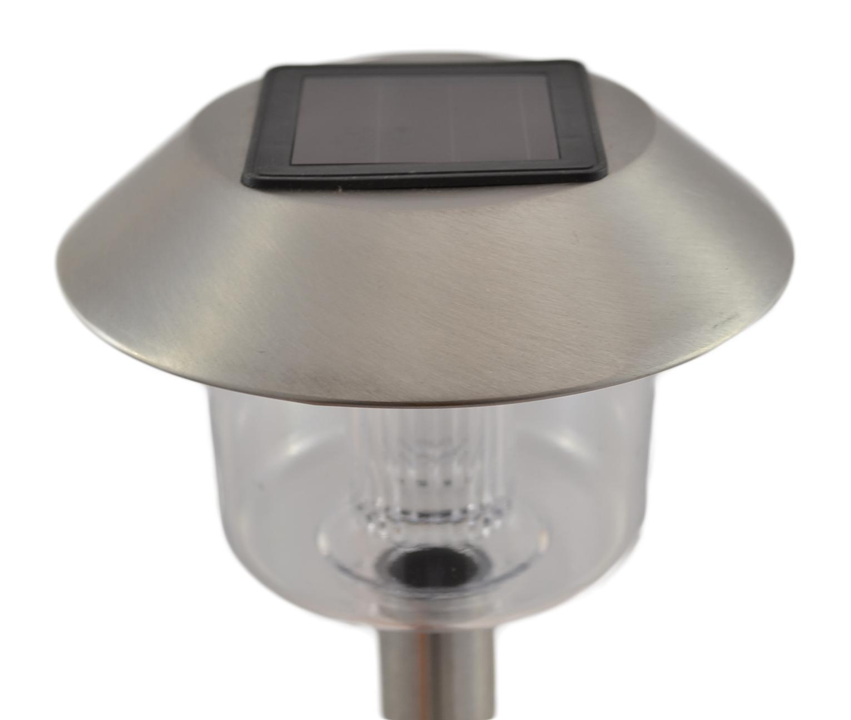 2er set solar led solarlampe solarleuchte gartenlampe. Black Bedroom Furniture Sets. Home Design Ideas